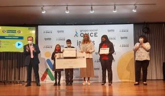 Más de 17.300 alumnos de la Comunidad de Madrid participan en el Concurso Escolar del Grupo Social ONCE
