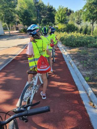 El Gobierno municipal organiza la segunda edición del curso de verano sobre movilidad segura y sostenible