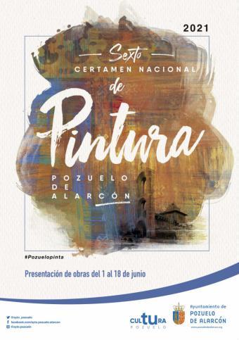 Convocado el VI Certamen Nacional de Pintura de Pozuelo de Alarcón