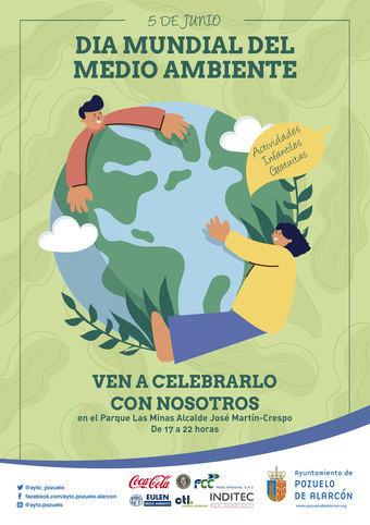 El Gobierno municipal conmemora el Día Mundial del Medio Ambiente con una tarde de muchas actividades