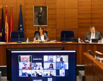 Pérez Quislant anuncia la apertura del Centro de Apoyo a la Familia de Pozuelo de Alarcón en el último trimestre del año