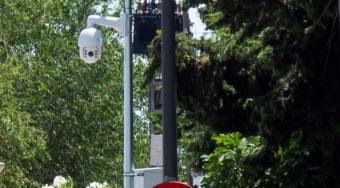 Pérez Quislant anuncia que este mes quedarán instaladas 35 nuevas cámaras de seguridad en distintos puntos de la ciudad