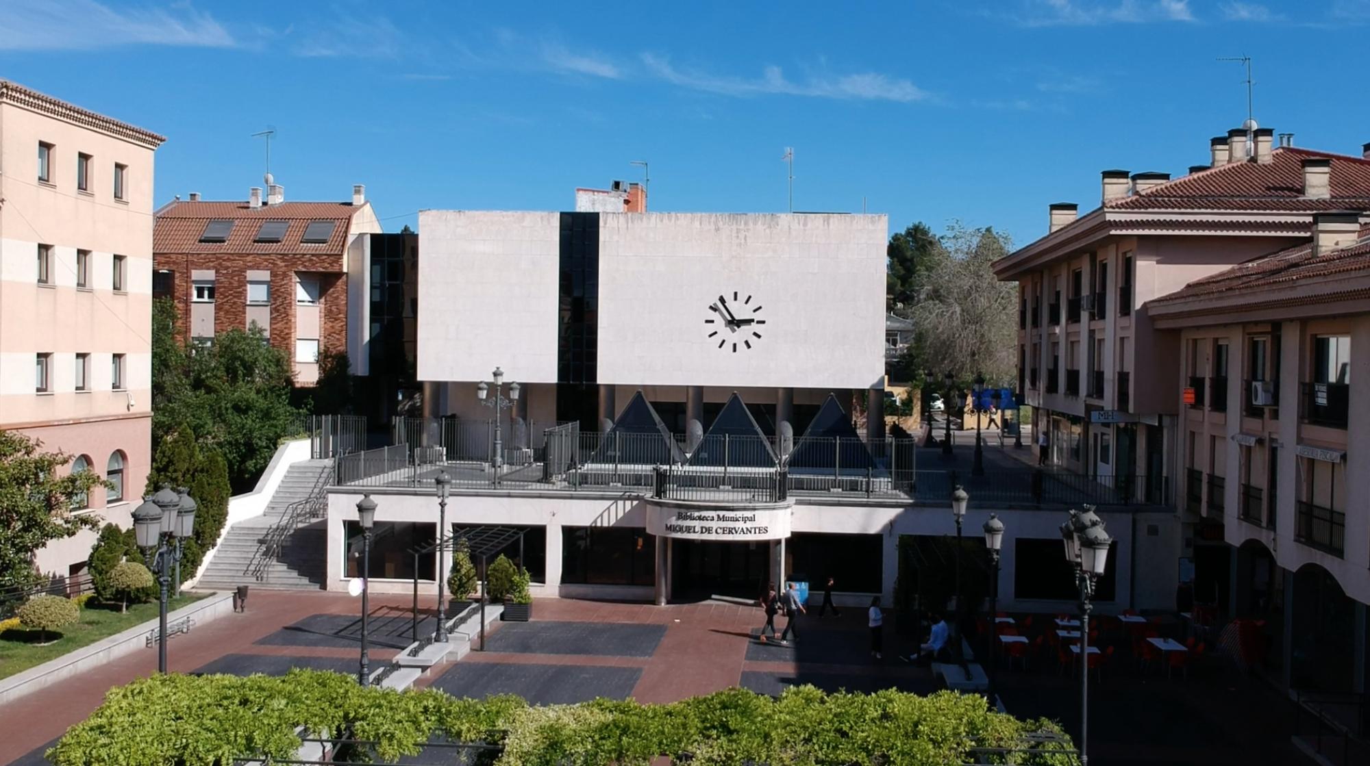 Horarios especiales de apertura este mes de agosto en las bibliotecas municipales de Pozuelo de Alarcón
