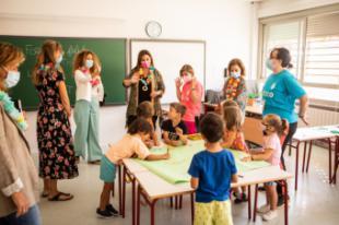 El Gobierno municipal abre la segunda convocatoria de ayudas directas de 100 euros por hijo para material escolar