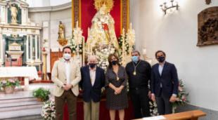 Pozuelo de Alarcón rinde homenaje a su patrona, la Virgen de la Consolación, con un programa de actos litúrgicos