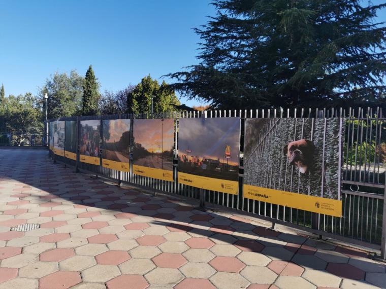 Pozuelo se suma a PHotoESPAÑA con una exposición de 22 imágenes en el exterior del Espacio Cultural MIRA