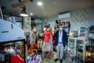El Gobierno municipal impulsa una campaña de promoción de las librerías y papelerías de la ciudad