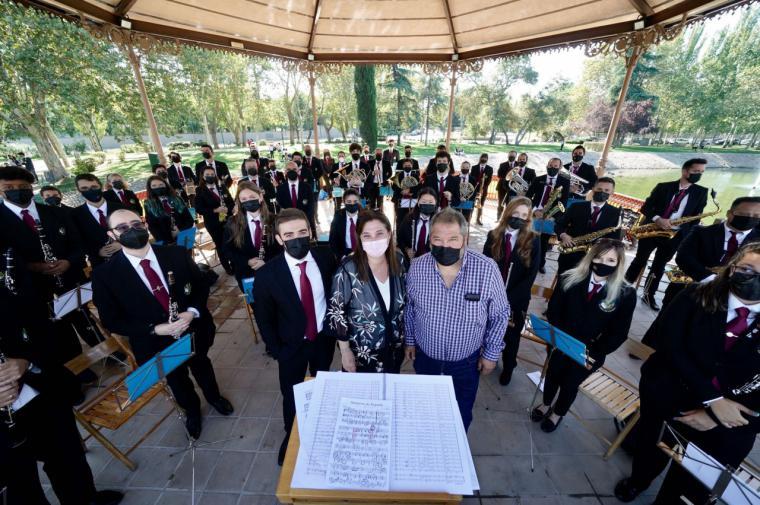 Pozuelo celebra el día de la Hispanidad con un concierto de música española