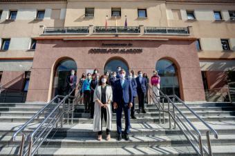 El equipo de Gobierno de los Populares llega a un acuerdo con Ciudadanos para aprobar los presupuestos de 2022