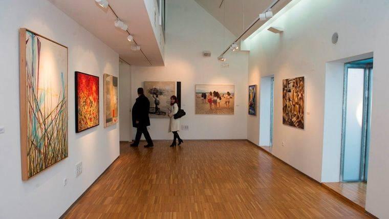¿Quiéres participar en la exposición de Mujeres Pintoras y Escultoras de Pozuelo?