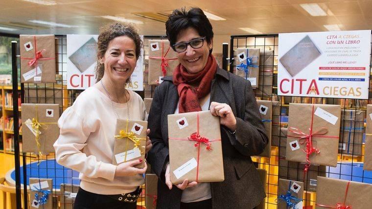 Las bibliotecas de Pozuelo celebran San Valentín con flechazos literarios
