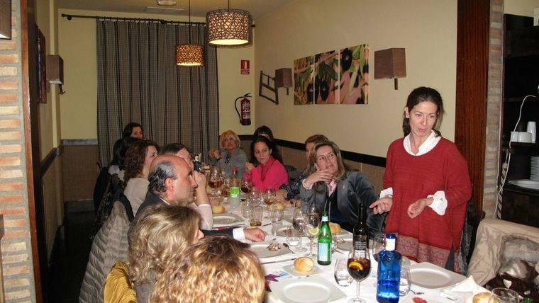 La Asociación de Mujeres Empresarias de Pozuelo celebra su primer almuerzo de networking de 2016