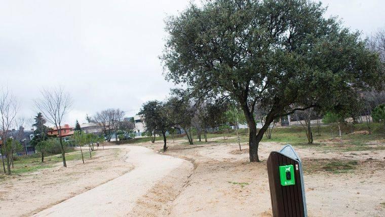 El Ayuntamiento de Pozuelo mejora el entorno de La Cabaña y Montegancedo