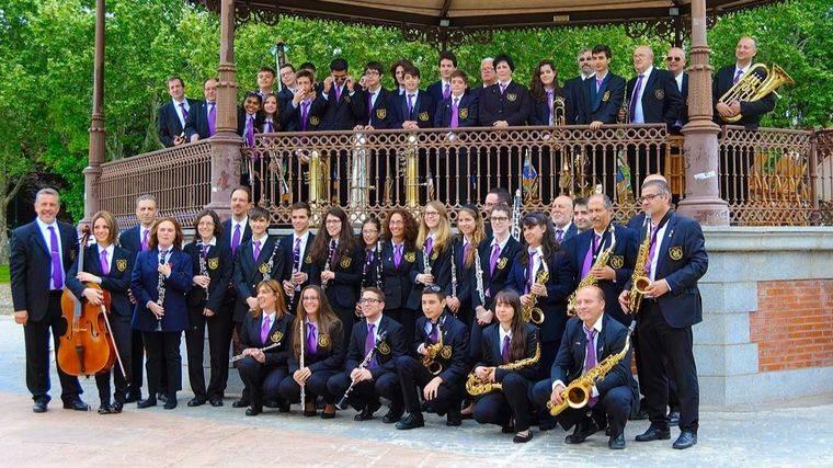 La Unión Musical de Pozuelo... a Cullera