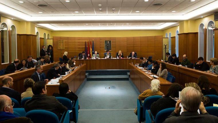 Luz verde a la moción de Ciudadanos Pozuelo sobre igualdad de derechos para jóvenes LGTBI