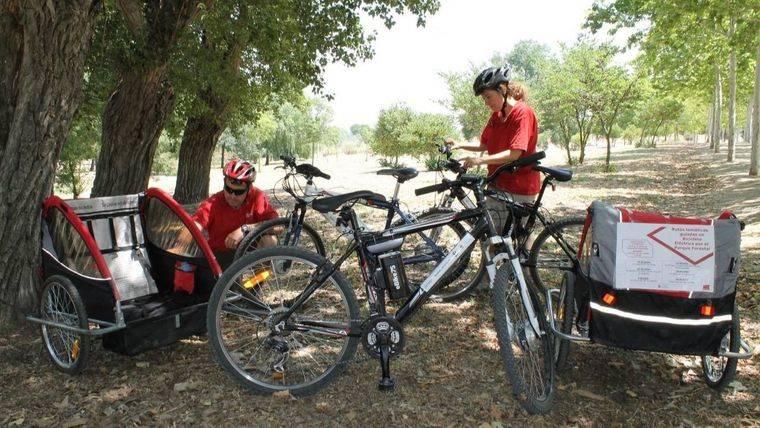 ¿Te apuntas a una ruta en bici eléctrica por Pozuelo?