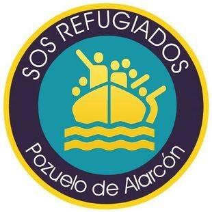 SOS Refugiados Pozuelo con el pueblo sirio