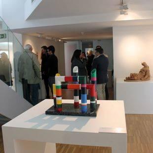 Esculturas parlantes en Pozuelo