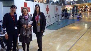 Cruz Roja Pozuelo colabora en la campaña de donación de sangre