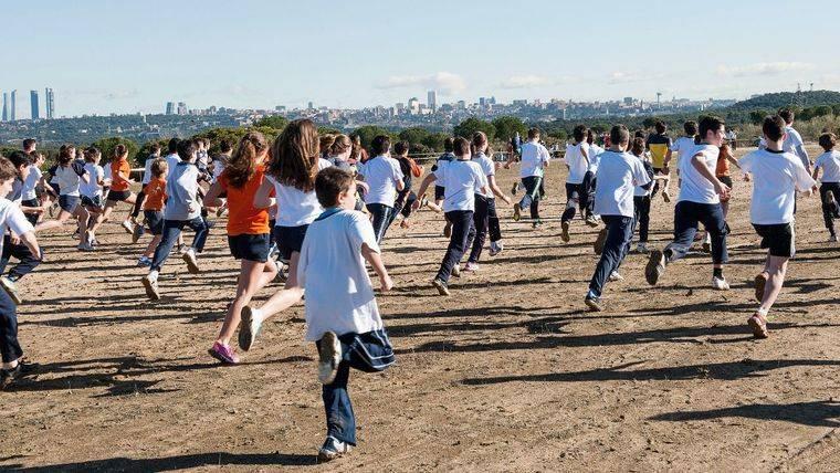 Comprometidos con el deporte para la educación y la salud en Pozuelo