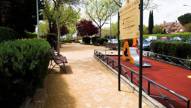El Ayuntamiento de Pozuelo renueva la Avenida de la Comunidad de Madrid