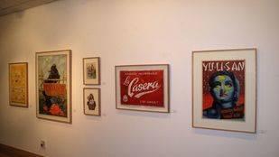 La historia del cartel publicitario español llega a Pozuelo