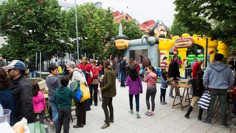 Las primeras Fiestas Patronales de Pozuelo finalizan con Misa en honor de San Gregorio