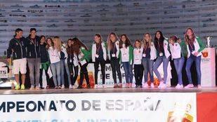 El Club Hockey Pozuelo en el Campeonato de España Infantil