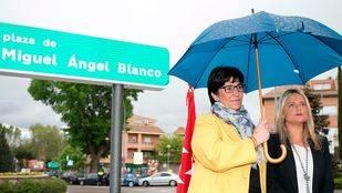Pozuelo rinde homenaje a Miguel Ángel Blanco dedicándole una plaza