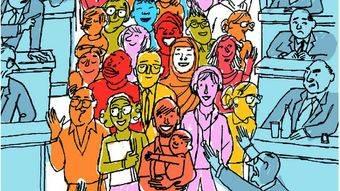 Podemos lleva el Congreso a la Casa del Barrio de Pozuelo