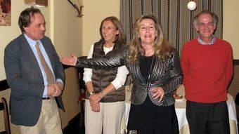 Teresa Goya: 'Pozuelo es un referente a nivel empresarial en general y femenino en particular'