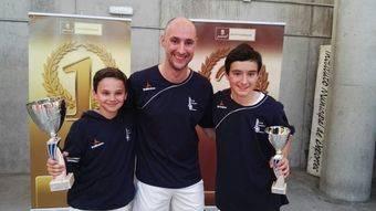 Del Campeonato de Madrid al Nacional de Esgrima en Pozuelo