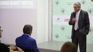 Presentado el XII Torneo Basket Veritas de Pozuelo
