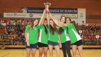 Finalizan los Juegos Deportivos Municipales de Pozuelo