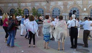 Fiesta de Las Viejas en Pozuelo