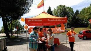 El Partido Popular y Ciudadanos enfrentados en Pozuelo