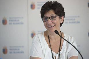 Susana Pérez Quislant: 'Alguien que no condena los crímenes perpetrados por ETA y que no pide perdón a las víctimas no puede utilizar las instituciones para autoproclamarse hombre de paz'