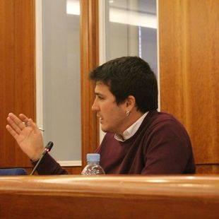 Pablo G. Perpinyà, portavoz de Somos Pozuelo