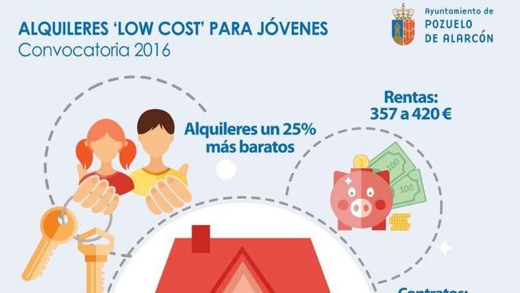Abierto el plazo de solicitud de viviendas en alquiler para jóvenes en Pozuelo