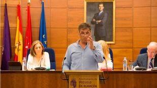 Ángel G. Bascuñana, portavoz del PSOE: