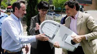 El Ayuntamiento duplica el presupuesto para renovar el alumbrado público de Pozuelo
