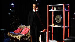Certamen de Teatro Jose María Rodero ¿Quiéres subir al gran escenario de Pozuelo?
