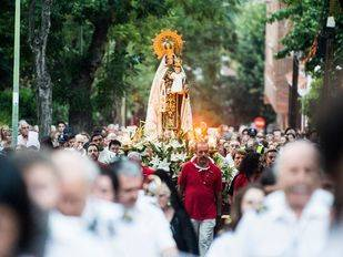 Arrancan las Fiestas del Carmen en Pozuelo Estación