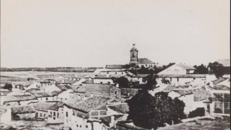 La Quinta del Carmen en Húmera