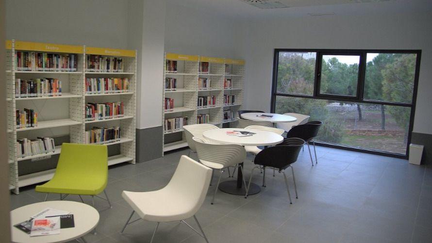 Las bibliotecas de pozuelo amplian el pr stamo en verano en pozuelo - Libreria pozuelo ...