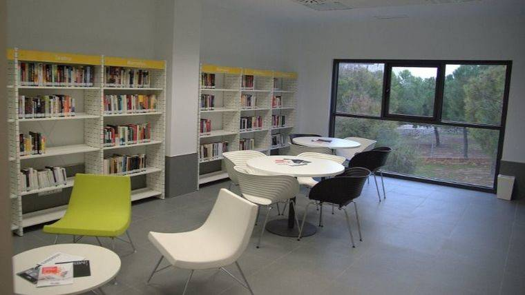 Bibliotecas pozuelo de alarc n las bibliotecas de pozuelo amplian el pr stamo en verano - Libreria pozuelo ...