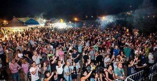 Las Fiestas del Carmen vuelven a brillar en Pozuelo