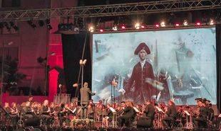 La Unión Musical de Pozuelo participa en el Certamen de Música de Cine de Cullera