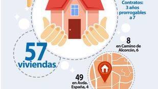 Más de 200 jóvenes de Pozuelo aspiran a una vivienda de alquiler con precio reducido