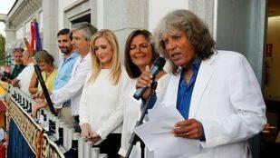 José Mercé se trae a Pozuelo el máximo galardón del Festival de Cante de Las Minas